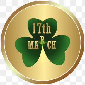 St Patrick's Day Gold Coin PNG Clip Art - Saint Patrick's Day St. Patrick's Day Activities Coin Clip Art PNG