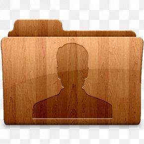 Glossy User - Hardwood Plywood PNG