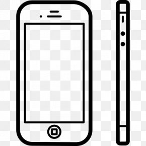 Smartphone - IPhone 4S Smartphone Feature Phone Download PNG