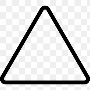 Triangle - Triangle Shape Clip Art PNG