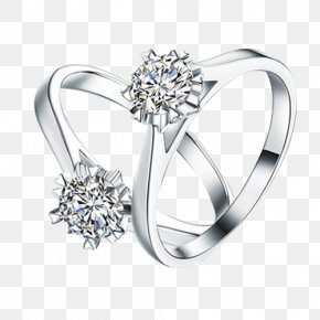 Wedding Ring,Diamond Ring - Wedding Ring Diamond Jewellery Earring PNG