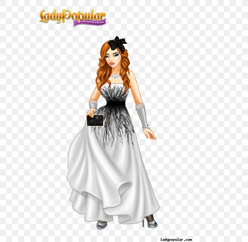 Lady Popular Fashion Arena Outlet Prague Dress-up Costume Designer, PNG, 600x800px, Lady Popular, Action Figure, Barbie, Clothing, Costume Download Free