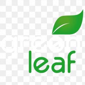 Green Logo - Maple Leaf Logo Green Food PNG