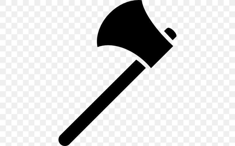 Battle Axe Tool Clip Art, PNG, 512x512px, Axe, Battle Axe, Black, Black And White, Blade Download Free