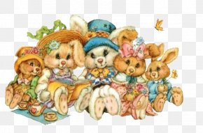 A Group Of Rabbits - Child Blog Canning Internet Forum Message PNG