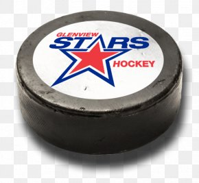 Hockey Puck - Glenview Stars Hockey Association Hockey Puck Naperville Tire PNG
