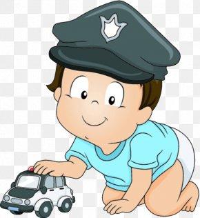 Police Hat - Police Officer Clip Art PNG