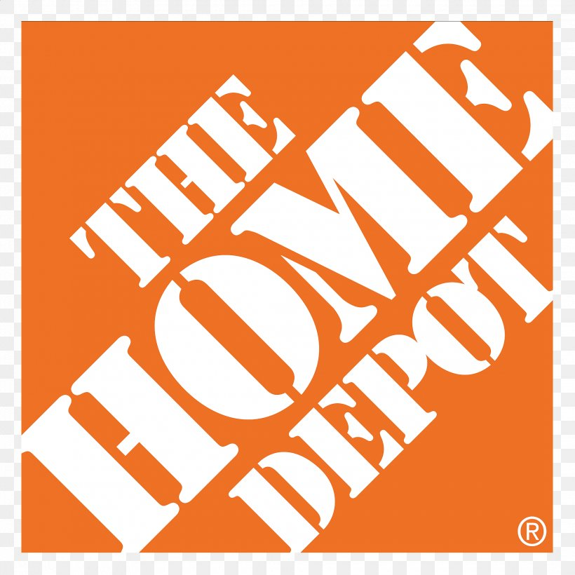 The Home Depot Logo Retail DIY Store, PNG, 2160x2160px, Home Depot, Area, Brand, Business, Coupon Download Free