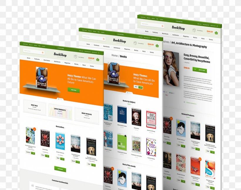 design free books page web