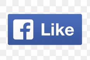 Facebook Like Transparent Background - Facebook Like Button Facebook Like Button Facebook F8 Social Media PNG