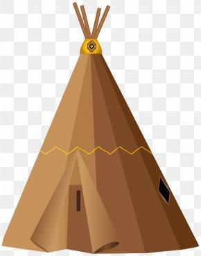 Tipi Tent Clip Art - Tipi Pow Wow Yurt Tent PNG