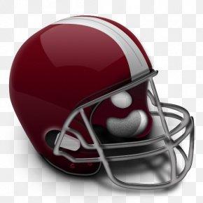 American Football Helmet - Football Helmet American Football NFL PNG