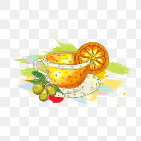 Lemonade Nectar - Tea Lemonade Euclidean Vector Illustration PNG
