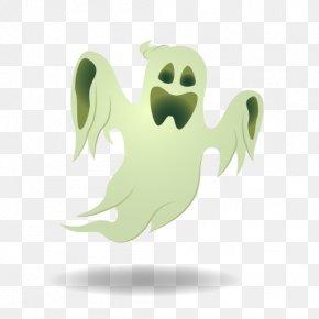 Halloween - Halloween Ghost Clip Art PNG
