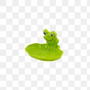 Anglo Fresh And Lovely Green Frog Double Sucker Soap Box - Soap Dish Bathroom PNG