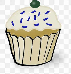 Cupcake - English Muffin Cupcake Frosting & Icing Bakery PNG