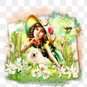 Fairy - Floral Design Fairy Flowering Plant Easter PNG