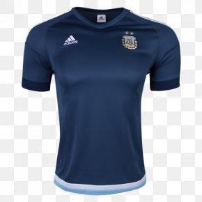 Football - Argentina National Football Team 2018 World Cup 2015 Copa América Argentina National Under-20 Football Team Jersey PNG