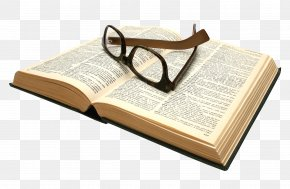Open Book - Book Reading PNG