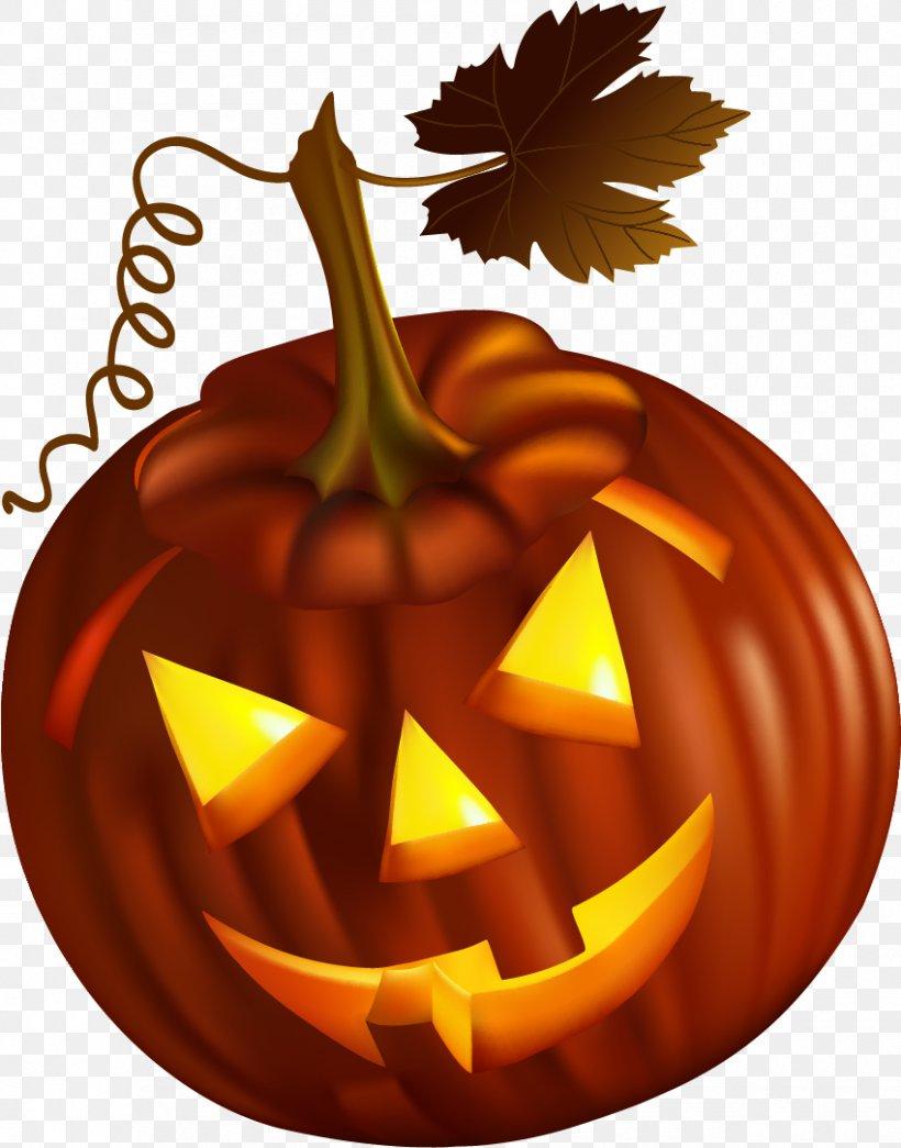 Jack-o'-lantern Halloween Pumpkin Calabaza, PNG, 850x1084px, Calabaza, Carving, Clip Art, Cucurbita, Food Download Free