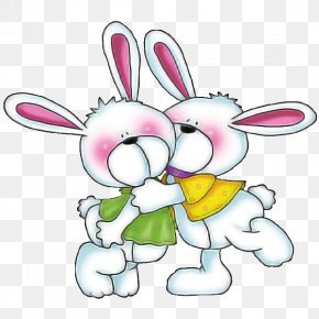 Animal Figure Easter Bunny - Easter Bunny PNG