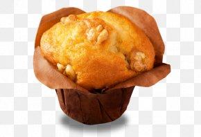 Banana Walnut Muffins - Muffin Banana Cake Popover Hodu-gwaja Cornbread PNG