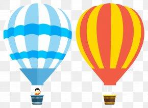 Balon - Flight Hot Air Balloon PNG