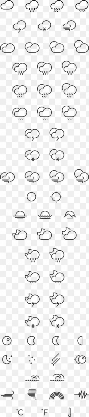 Good Weather - Weather Flat Design PNG