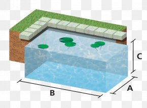 Pond - Pond Water Garden Meter Volume PNG