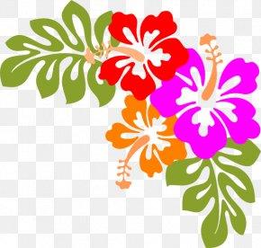 Hawaiian Background Cliparts - Hawaiian Clip Art PNG