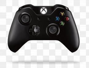 Xbox Controller Image - Xbox One Controller Xbox 360 Controller PlayStation 4 Game Controller PNG