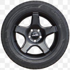 Car - Car Tire Wheel Vehicle Tread PNG