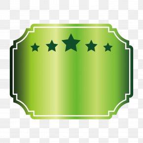 Green Gradient Label - Paper Logo Chhattisgarh Professional Examination Board Madhya Pradesh Professional Examination Board PNG