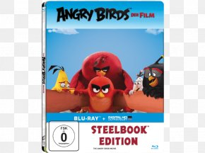 Angry Birds Film - Blu-ray Disc Film Ice Age DVD VCR/Blu-ray Combo PNG