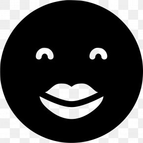 Smiley - Smiley Nose Mouth Clip Art PNG
