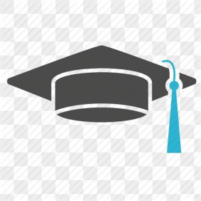 Graduation Hat Vector - Student Iconfinder Square Academic Cap Icon PNG