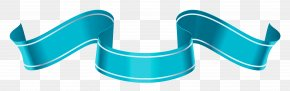 Turquoise Banner Cliparts - Banner Turquoise Blue Sky Clip Art PNG