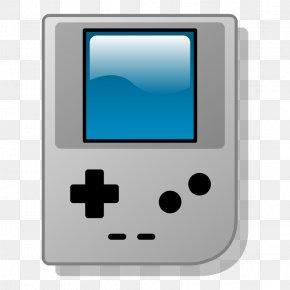 Handheld Game System - Game Boy Pocket Game Boy Advance Clip Art Video Games PNG