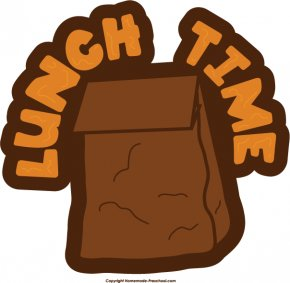 Cliparts School Break - Lunch School Meal Cafeteria Snack Clip Art PNG