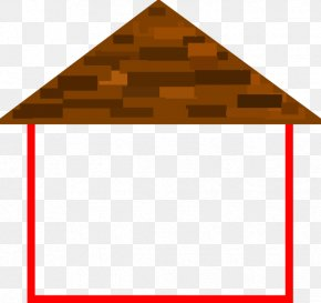 Roofline Outline Cliparts - Triangle Area Pattern PNG