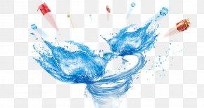 Water - Water Drop Computer File PNG