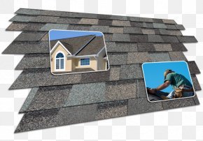 Roof Tiles - Roof Shingle Roofer House Metal Roof PNG
