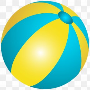 Beach Ball Clip Art Image - Beach Ball Clip Art PNG