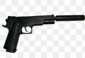 Gun - Firearm Pistol Beretta M9 Handgun PNG