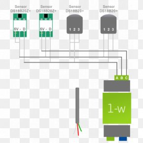 Handshaking - Electrical Cable 1-Wire Wiring Diagram Category 5 Cable PNG