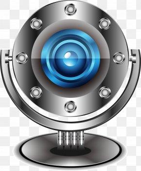Camera Probe Material - Camera Webcam Icon PNG