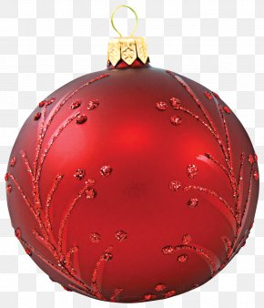 Christmas - Christmas Ornament Ball Clip Art PNG