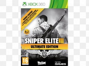 Assassin's Creed Odyssey Ultimate Edition - Sniper Elite III Sniper Elite V2 Sniper Elite 4 PlayStation PNG