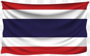 Flag Of Thailand - Flag Of Thailand Flag Of Thailand T-shirt PNG