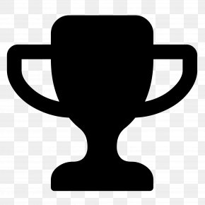 Golden Cup - Font Awesome Trophy Clip Art PNG
